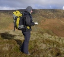 Navigating on Kinder Scout